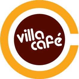 Logo Villa Cafe CMYK